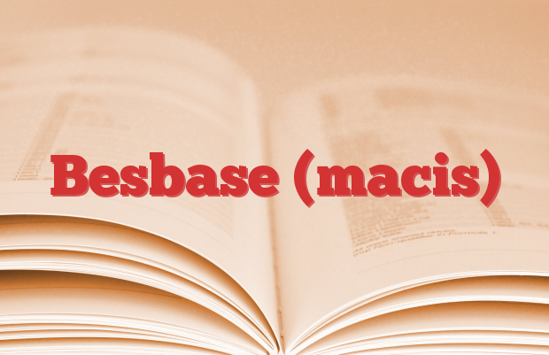 Besbase (macis)