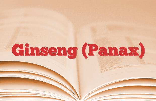 Ginseng (Panax)