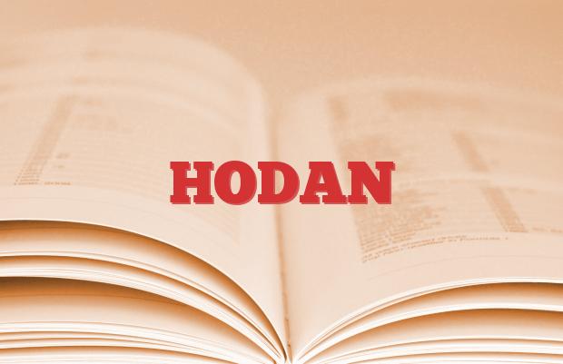 HODAN
