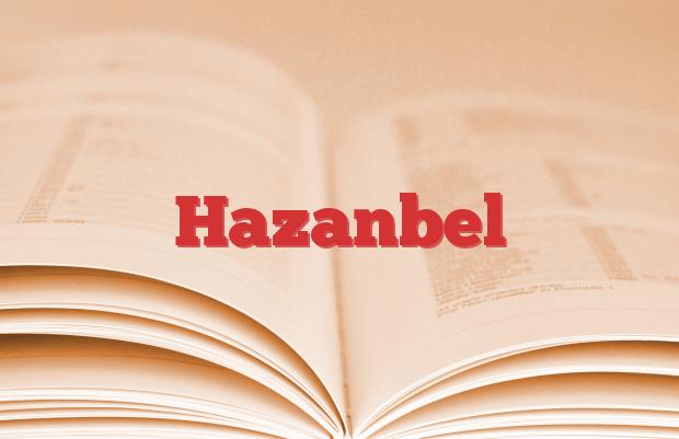 Hazanbel