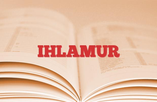 IHLAMUR