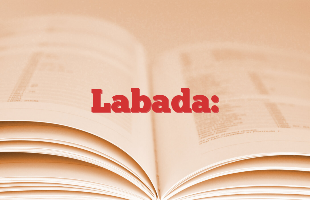 Labada: